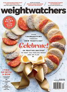 FREE One-Year Subscription to Weight Watchers Magazine!