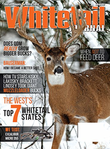 FREE One-Year Subscription to Whitetail Journal Magazine!