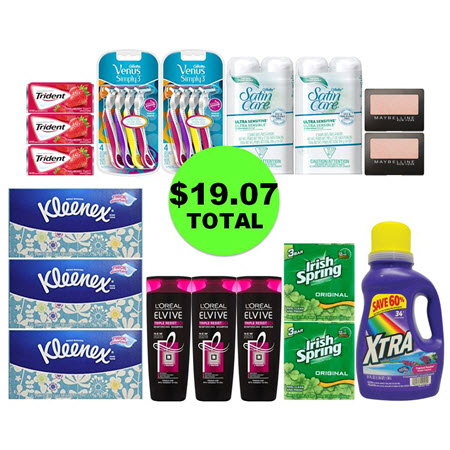 This Week Get Over $65 Worth Of Products For Less Than $20 At CVS! (1/14 – 1/20)