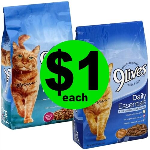 Lives Plus Care Cat Food Coupons