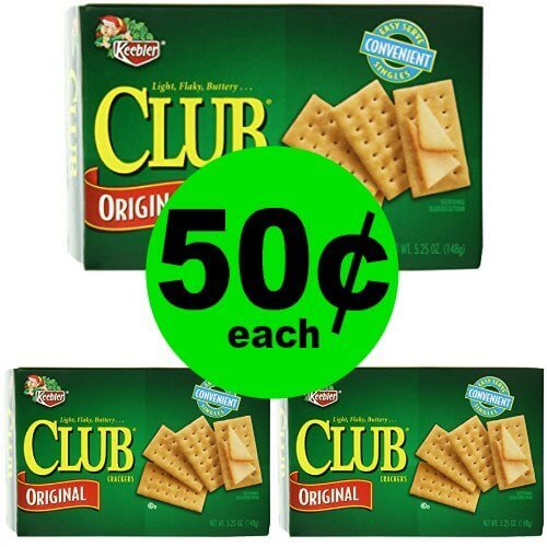 Snack on 50¢ Keebler Crackers at CVS! (1/7 – 1/13)