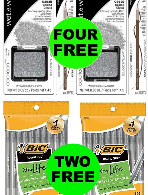 Fox Deal of the Week:  FREE Makeup and FREE Bic Pens!