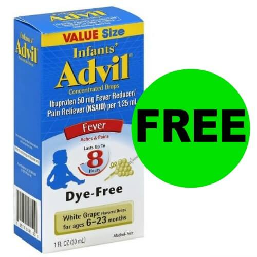 (Updated: NLA) Grab Your FREE Infants' Advil at Publix! (Ends 1/12)