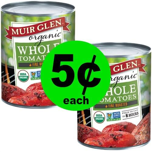 PRINT NOW!! Muir Glen Organic Tomatoes are 5¢ Each at Publix! (1/18-1/24 or 1/17-1/23)