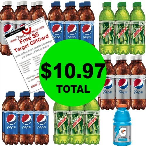 Drink Up with Pepsi 6 Pack Bottles for $1.83 Each at Publix! (1/18-1/20 or 1/17-1/20)