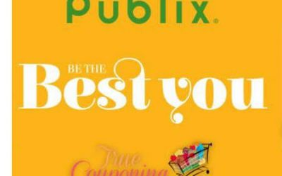 "Publix ""Be The Best You"" Coupon Booklet & Printables! (Valid till 2/25-3/11/18)"
