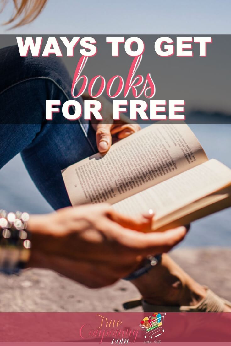 Love books but hate the cost? Then you\'ll love these TEN WAYS to get them for FREE or Super Cheap! #savingmoney #debtfree #booklover #truecouponing #spendingfreeze