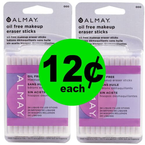 Touch Up Your Make-Up for Cheap with 12¢ Almay Oil-Free Make-Up Eraser Sticks at CVS! (Ends 2/3)