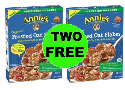 TWO (2!) FREE Annie's Homegrown Organic Cereal at Winn Dixie! (Ends 1/23)