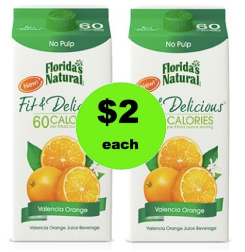 Boost Your Immune System with $2 Florida's Natural Orange Juice at Winn Dixie! (Ends 1/9)