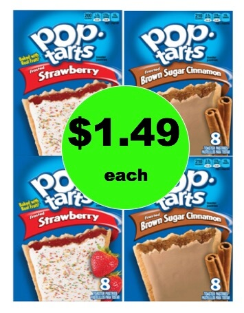 Grab a Deal on Kellogg's Pop Tarts Only $1.49 at Walgreens! (Ends 2/3)