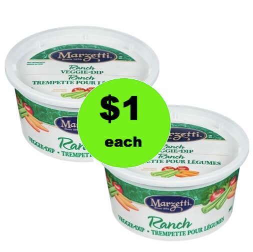 Dip Your Veggies in Marzetti Veggie Dip Only $1 at Winn Dixie! (Ends 1/9)