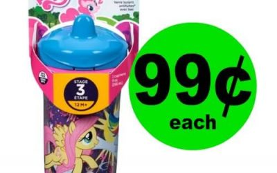 Head to Publix to Get $.99 Playtex Sipsters Cup! PRINT Now! (Ends 1/24)
