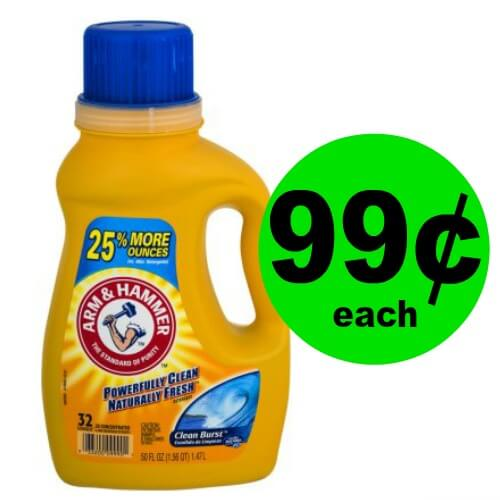 Stock Up on 99¢ Arm & Hammer Detergent at CVS! (2/4 – 2/10)