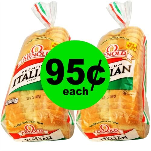 Need Bread Grab Arnold Premium Italian Bread For 95 Each At Publix 2 14 2 20 Or 2 15 2 21