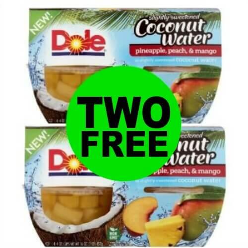 Print NOW! FREE Dole Fruit Bowls at Publix! (Ends 2/20 or 2/21)