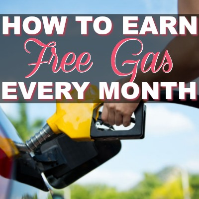 How To Earn FREE Gas Every Month Buying Groceries!