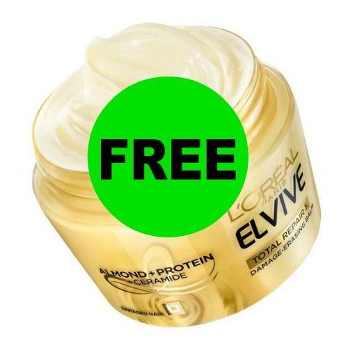 FREE L'Oreal Elvive Treatment at Publix! (Ends 2/23)