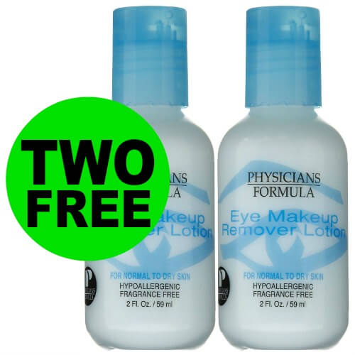No Coupon Needed! Physicians Formula Eye Makeup Remover As Low As FREE at CVS! (Ends 2/17)