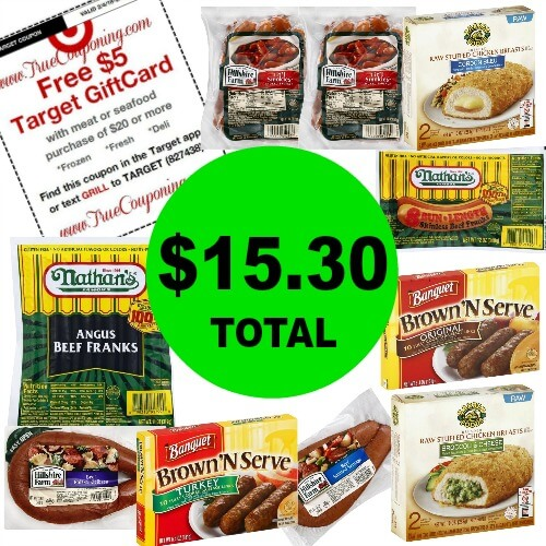 For Just $15.30, Get TEN (10) Meat Products at Publix! (Ends 2/6 or 2/7)
