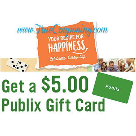 Publix Your Recipe for Happiness FREE $5 Gift Card wyb $20 of Participating Kraft Products! (Valid 2/14 – 3/7/18)