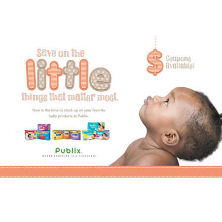 "Publix ""Save On The Little Things That Matter Most"" Baby Coupon Booklet & Printables! (Valid 2/28 – 3/27)"