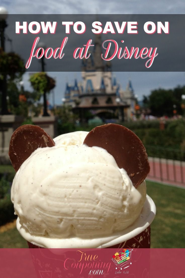 While bringing your food can help you save money, there are some perks to buying your food at Disney. Use these tips to save money while still enjoying meals at Disney! #truecouponing #savingmoney #disney #disneymagic