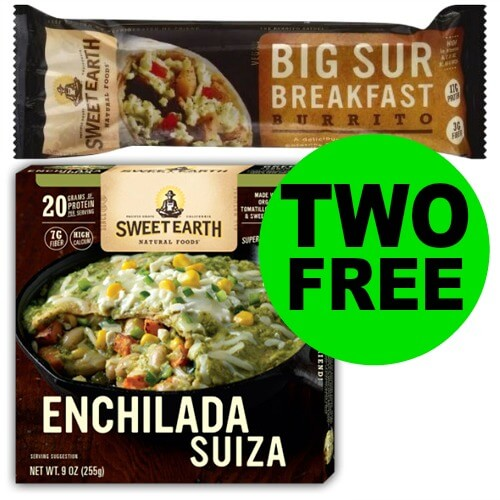 (Updated) Print NOW for FREE-FREE Sweet Earth Burrito or Bowl (After Rebate) at Publix! (2/7-2/13 or (2/8-2/14)