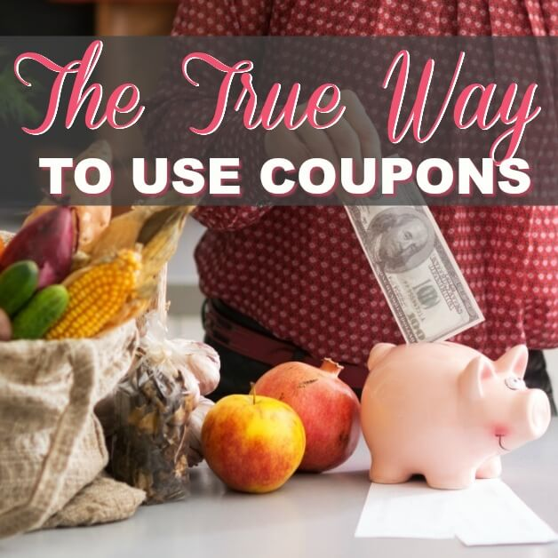 A Peek Inside The True Way To Coupon Course {60% OFF FLASH SALE Ends Tonight 2/20!}