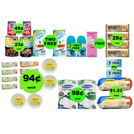 Don't Miss the FOUR (4!) FREEbies & EIGHT (8!) Deals Just 75¢ Each or Less at Walgreens! (Ends 2/24)