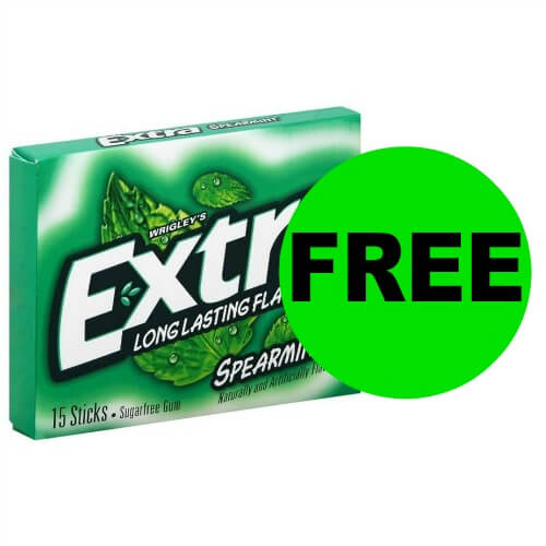 Sneak Peek CVS Deal: 😃 FREE Extra Or Eclipse Gum Single (No Coupons Needed)! (5/12-5/18)