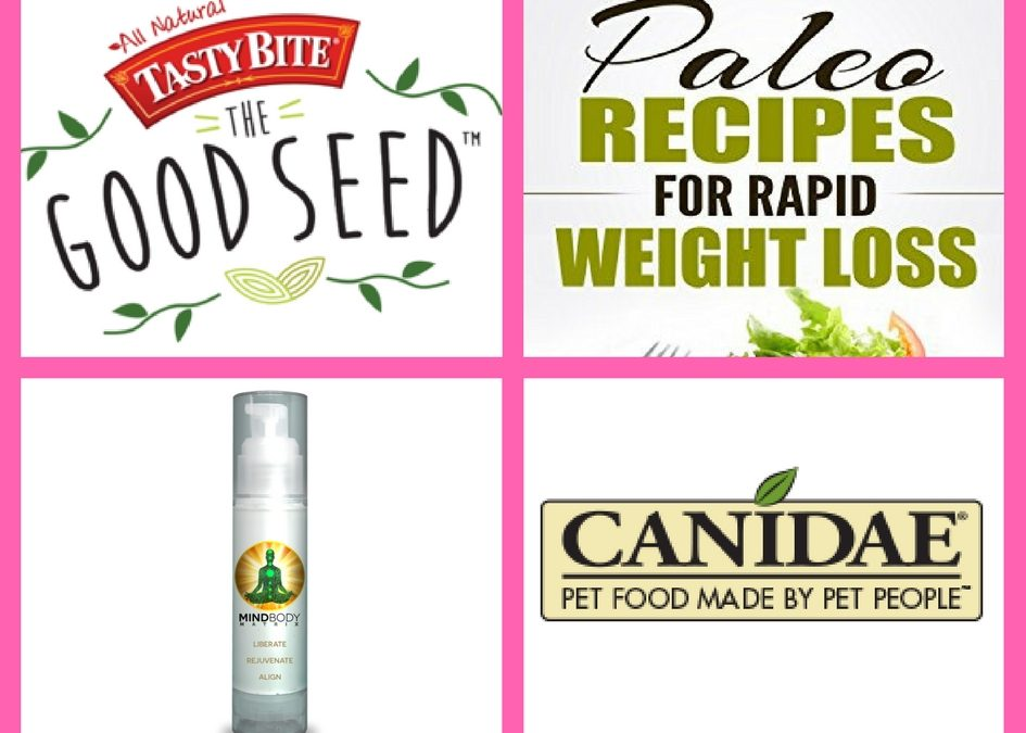 Don't Miss These FOUR (4!) FREEbies: Spinach Seeds, Paleo Recipes eCookBook, Pain Relief Creme and Canidae Dog and Cat Food!