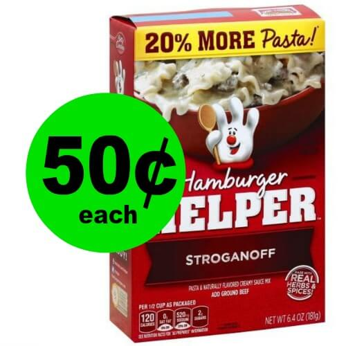 PRINT Now for 50¢ Betty Crocker Helpers at Publix! (Ends 3/2)