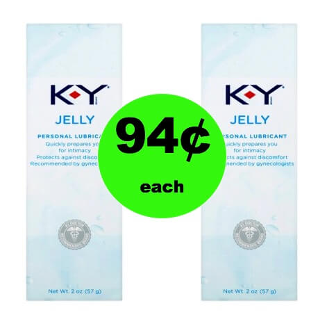 Pick Up 94¢ K-Y Personal Lubricant at Walmart! (Ends 3/12)