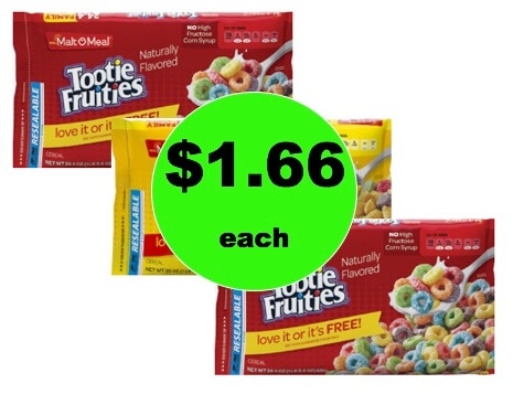 Stock Up on Malt O Meal Cereal Only $1.66 at Winn Dixie! (Ends 2/13)