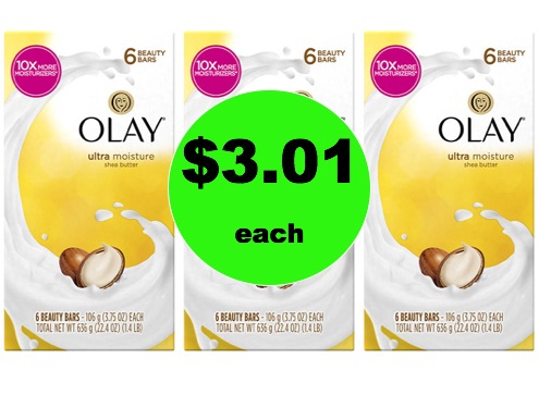 Your Skin Will Love Olay Bar Soap Just 50¢ Per Bar at Walgreens! (Ends 2/17)