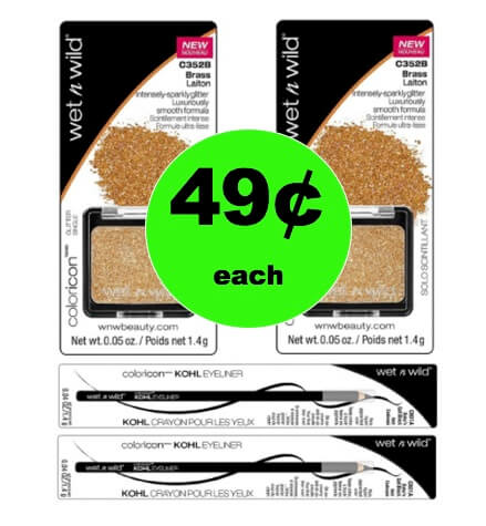The Eyes Have It with 49¢ Wet N Wild Cosmetics at Target! (Ends 2/17)
