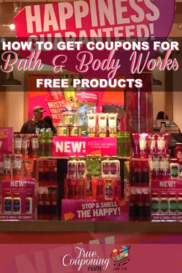 How To Get On The Bath And Body Works Mailing List For Free Coupons 1 Do You Love Products Then Youve Got Make