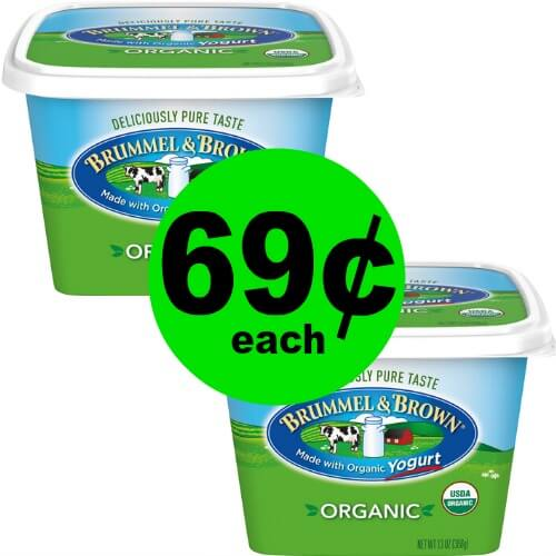 (*Updated*)Warm Up The Rolls! Grab Brummel & Brown Buttery Spread for 69¢ Each (After Rebate) at Publix! (Ends 9/30)