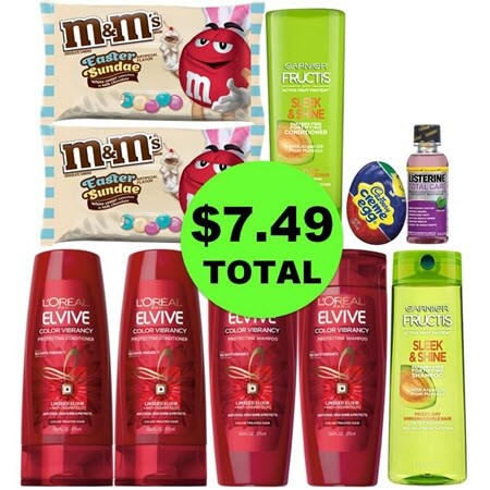 This Week Get Over $31 Worth Of Products For Less Than $8 At CVS! (3/18 – 3/24)