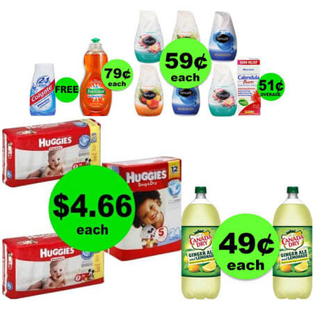 Don't Miss Two (2) FREEbies & Three (3) Deals $0.79 or Less at CVS! (Ends 4/14)