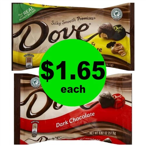 Yummy Chocolate for Easter Alert! Snag $1.65 Dove Chocolate Promises Bags at Publix! (Ends 3/31)