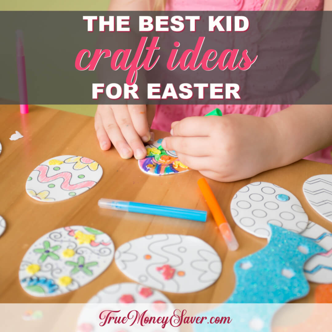 The Best Recipes & Kid Craft Ideas For Easter This Year