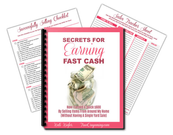 Fast Cash – Sell Your Items For The Most Money