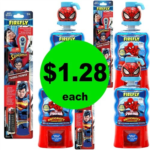 Keep the Kiddos Fresh with $1.28 Dr. Fresh Kids Oral Care Products at Publix! (Ends 3/23)