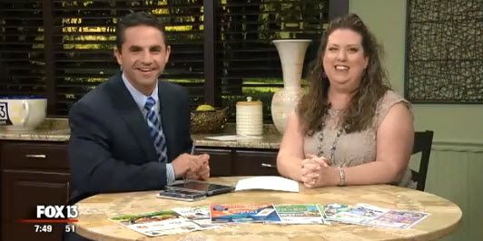 Fox Savings Segment ~ How To Spring Clean Your Finances