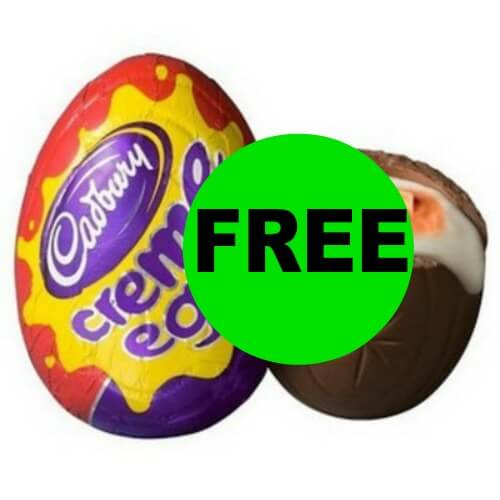 FREE CHOCOLATE ALERT! Grab FREE Hershey's or Cadbury Egg at CVS! (3/18 – 3/24)