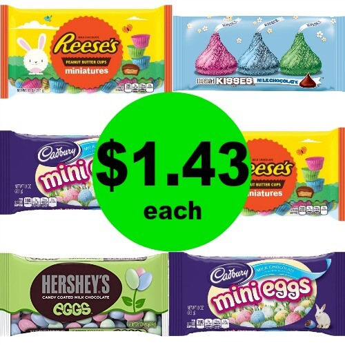 Endulge In $1.43 Hershey's Chocolate Candy Bags at Publix! (3/21-3/31 or 3/22-3/31)
