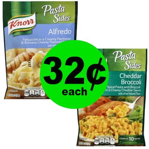 Pick a Side with Knorr Sides ONLY 32¢ Each at Publix! 3/15 – 3/16 (or 3/14 – 3/16)