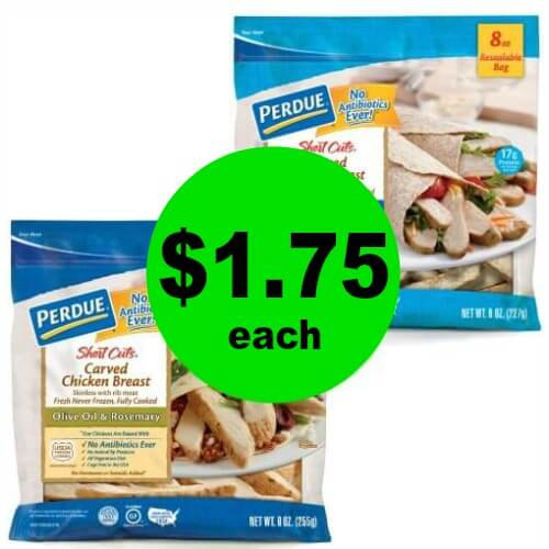 Eat Healthier Tonight! Pick Up Perdue Short Cuts for $1.75 Each at Publix! (Ends 3/20 or 3/21)